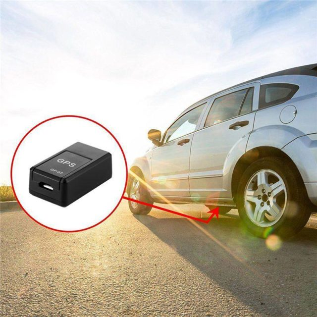 GPS Tracker for Car – Anti-theft GPS Tracker Voice Control