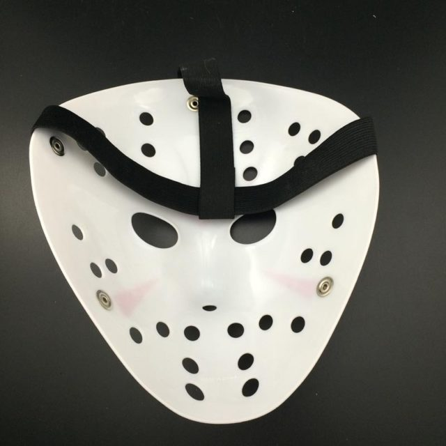 1pc Jason Voorhees Friday Mask The 13th Horror Hockey Cosplay Costume Halloween Killer Mask Party Mask Dropshipping
