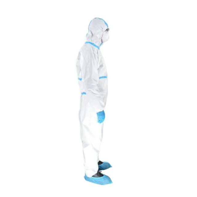 Professional Medical PPE Suit Protective Anti-virus protection Clothing Clothes with CE FDA Certification
