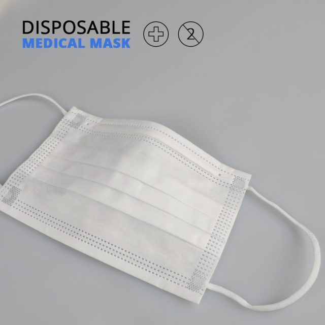 10 PCs/Bag Children Face Mask Earloops Disposable Anti Dust Mouth Mask for Kid Fast Delivery